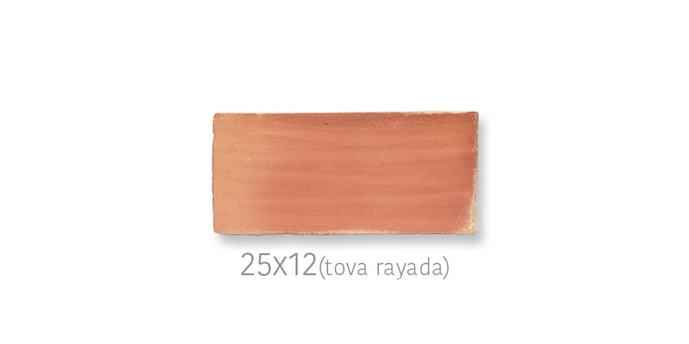 25x12 rayada