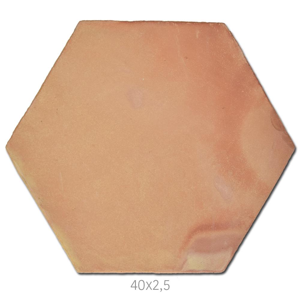 baldosas de barro natural